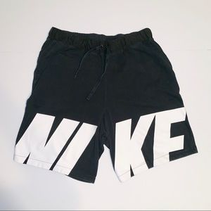 Old School style Nike sweatshorts